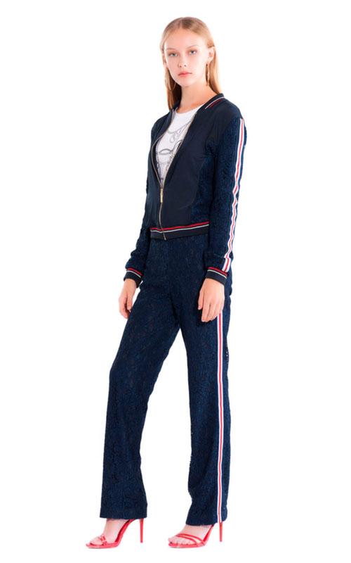 pantalón con rallas LUCKYLU lleida